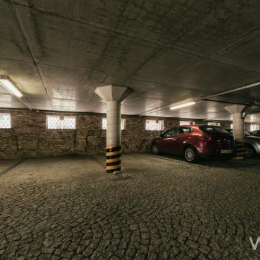 Parking dwupoziomowy - CKiS | Projekty budowlane Kalisz