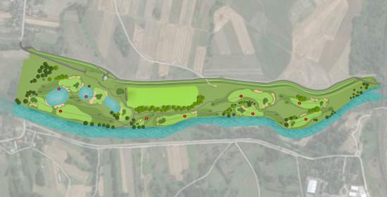 Klub golfowy w Kaliszu | Projekty budowlane Kalisz