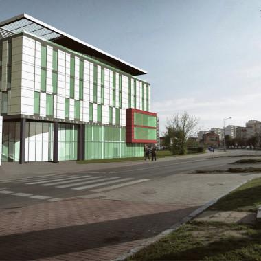 Biblioteka Regionalna w Kaliszu | Projekty budowlane Kalisz