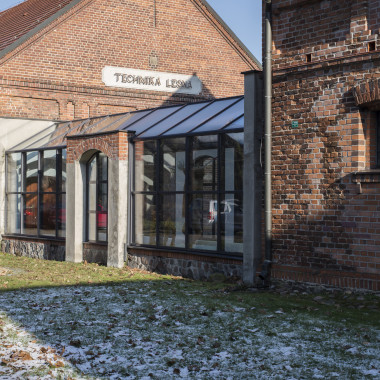 Muzeum Leśnictwa w Gołuchowie | Projekty budowlane Kalisz