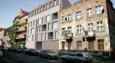 Apartamentowiec w Kaliszu | Architekt Kalisz