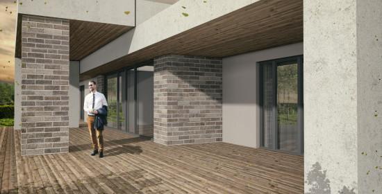 Dom Horyzontalny | Architekt Kalisz