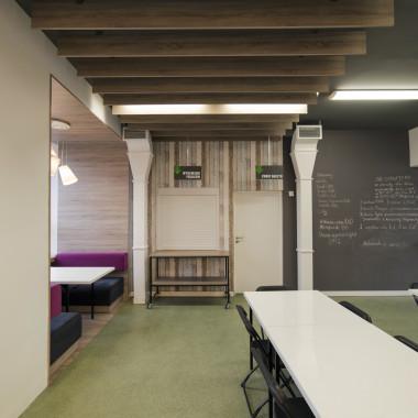 Modernizacja stołówki w ZS Nr 7 w Kaliszu | Wiekiera Architekci