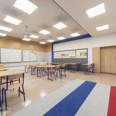 Sala edukacji wczesnoszkolnej